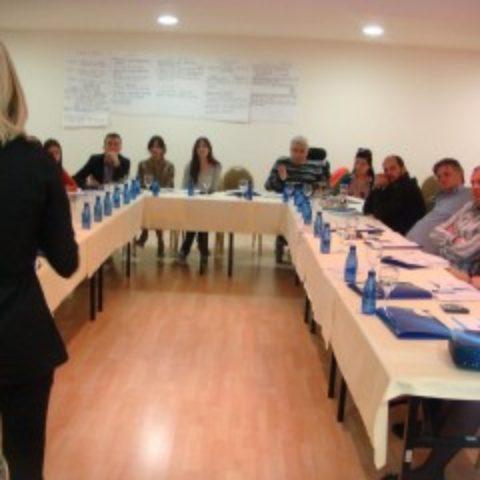 """Održan prvi trening u okviru projekta """"Besplatna pravna pomoć za marginalizovane grupe"""""""
