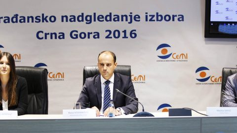 Predstavljen Privremeni izvještaj o monitoringu izbornog procesa