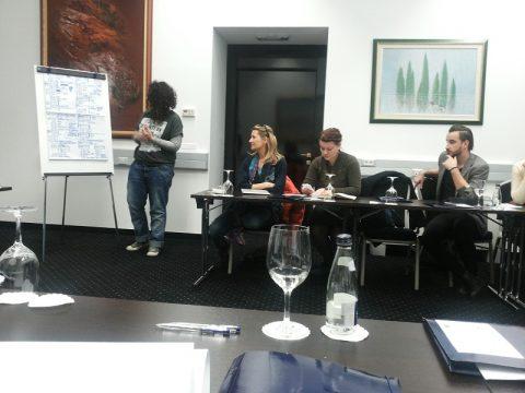 "Galerija – Trening ""Metodi monitoringa i evaluacije strateških dokumenata"""