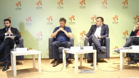 """Održan okrugli sto """"Reforma izbornog sistema u Crnoj Gori"""""""