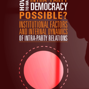How to Make Intra-Party Democracy Possible? Institutional Factors and Internal Dynamics of Intra-Party Relationsmake-intra-party-democracy-possible-1