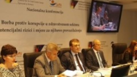 Fight against Corruption in Healthcare System in Montenegro
