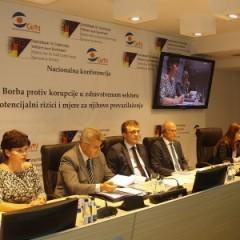 Borba protiv korupcije u zdravstenom sistemu Crne Gore