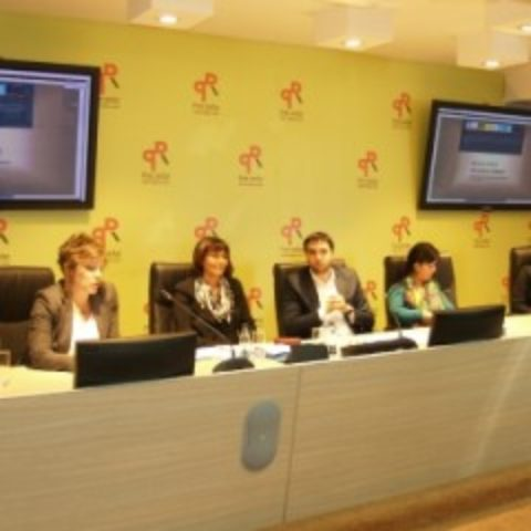 "Press Conference on the occasion of the formal establishment of the ""LegalAidNet"" and presentation of the activities within the project ""Free Legal Aid to Marginalized Groups"""
