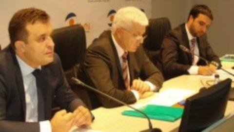 Sjednica Nacionalne komisije za sprovođenje Strategije za borbu protiv korupcije i organizovanog kriminala
