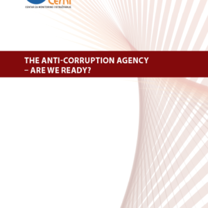 The Anti-Corruption Agency - Are we ready?