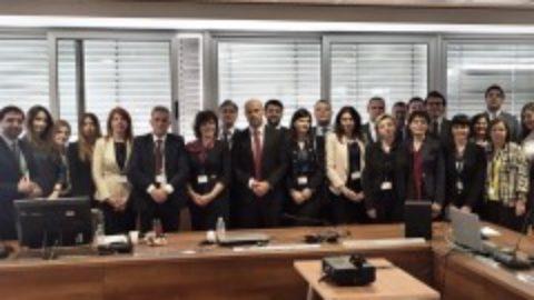 Studijska posjeta pravosudnim institucijama Bosne i Hercegovine