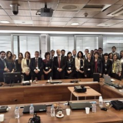 Study visit to judicial institutions of Bosnia and Herzegovina