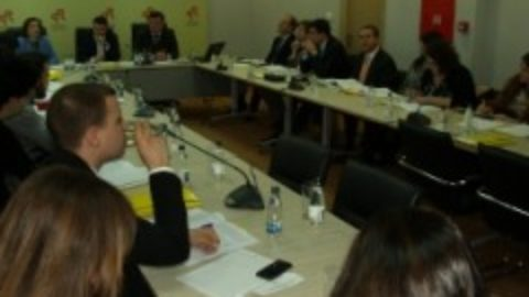 """Round table """"Strong powers and administrative investigation as precondition for better results in fight against corruption in Montenegro"""" held"""