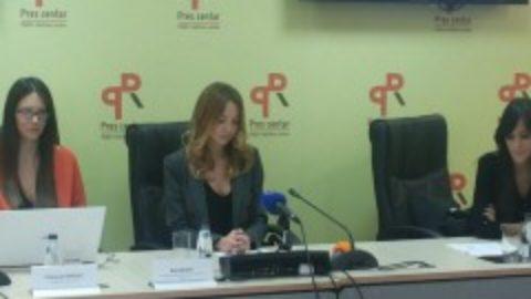 VIDEO: Predstavljeni rezultati istraživanja o političkom aktivizmu žena u Crnoj Gori