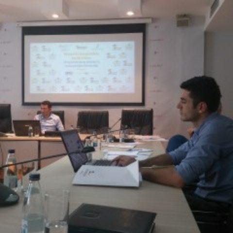 Održan pripremni sastanak istraživačkog tima