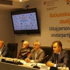 Balkanska komparativna studija izbora: Uticaj personalnog glasanja na demokratske procese unutar partija