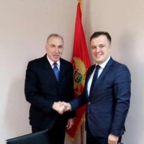 Memorandum on Cooperation with the Supreme State Prosecutor's Office signed