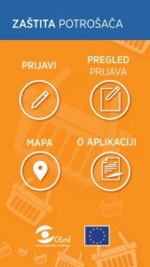 CeMI pokrenuo aplikaciju za zaštitu prava potrošača