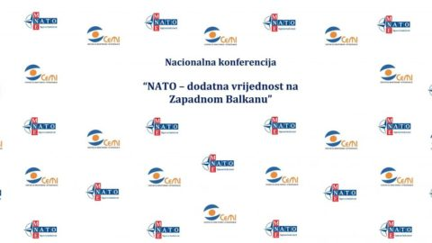 "Thursday, 23rd of March – ""NATO – an Added Value in the Western Balkans"""