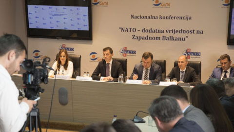 Montenegro will advocate that Western Balkan countries should become the part of NATO
