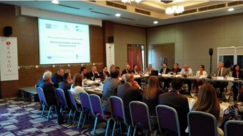 "Monday, 24th of April – National conference ""Judiciary reform in Montenegro – achieved results"""