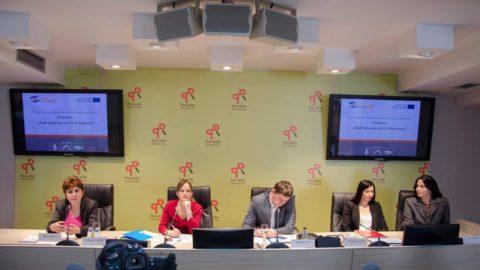 Prvi sastanak sa donosiocima odluka na nacionalnom nivou