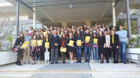 """Uspješno završena međunarodna škola na temu """"Preduzetničke ideje mladih u EU"""""""