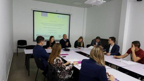 """Uspješno održana treća radionica na temu  """"Crnogorski obrazovni sistem: od teorijskog do praktičnog znanja i sticanja vještina"""""""