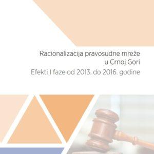 Racionalizacija pravosudne mreže