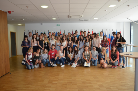 """Study visit """"Informal education system for young people in Slovenia"""" successfully finished"""