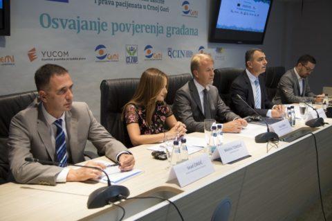 Hrapović: Građani da prijave doktore koji ih upućuju na preglede u privatne ustanove