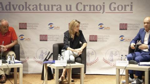Više od dvije trećine crnogorskih građana ne zna kome može da se žali u slučaju nesavjesnog rada advokata