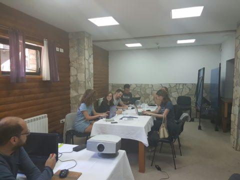 CeMI je organizovao peto strateško planiranje na Žabljaku