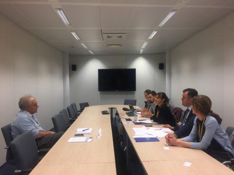 CeMI predstavio g. Auer-u, direktoru odjeljenja za Zapadni Balkan policy brief o trenutnoj političkoj krizi u Crnoj Gori