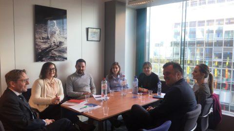 CeMI predstavio g.Hagleitner-u, šefu jedinice za CG u Generalnom direktoratu za proširenje policy brief o trenutnoj političkoj krizi u Crnoj Gori