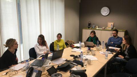 Predstavnici Centra za monitoring i istraživanje – CeMI prošli su trening za unapređenje komunikacijiskih vještina za zagovaranje javnih politika