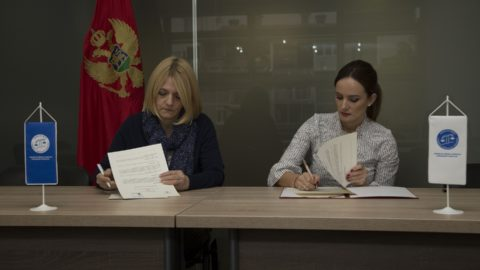 CeMI and the Training Center within Judiciary and the State Prosecutor's Office signed a Memorandum of Cooperation