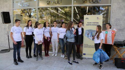 Performansom građane informisali o pravima potrošača