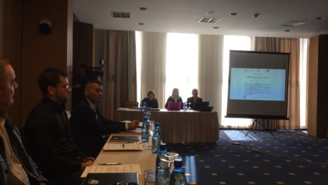 "Country meeting ""Cooperation of institutions in the process of conducting financial investigations in the field of organized crime, corruption and money laundering in Bosnia and Herzegovina"""