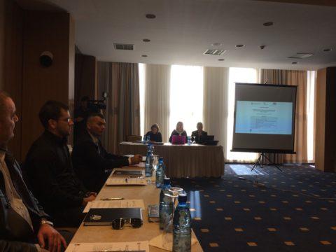 """Nacionalni sastanak""""Saradnja institucija u procesu sprovođenja finansijskih istraga u oblasti organizovanog kriminala, korupcije i pranja novca u Bosni i Hercegovini"""""""