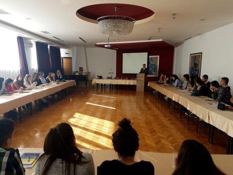 U okviru međunarodne škole, 50 učenika i studenata steklo znanje o omladinskim politikama