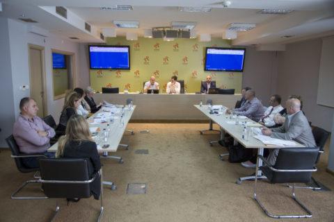Sastanku prisustvovali eminentni predstavnici tužilaštva, sudstva i policije