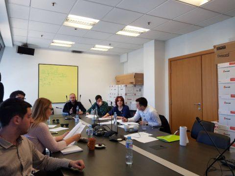 Predstavnici CeMI-ja prisustvuju kontroli AFIS-a
