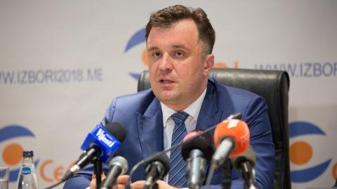 Najviše glasova za Đukanovića na osnovu obrađenog 53,1 odsto uzorka