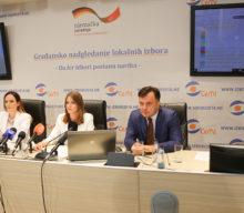 DPS osvojio 32 mandata na osnovu 95 odsto biračkih mjesta u Podgorici