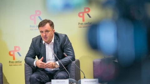 Zlatko Vujović izabran za člana Upravnog odbora Globalne mreže za nadgledanje izbora (GNDEM)