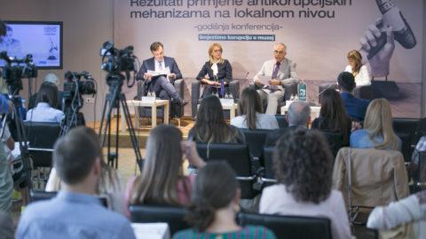 Za borbu protiv korupcije potreban proaktivniji pristup institucija