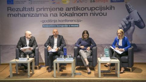 Jasno propisati koje tijelo na nacionalnom nivou prati sprovođenje aktivnosti u borbi protiv korupcije na lokalnom nivou
