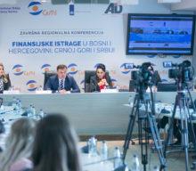 Medenica: Svi državni mehanizmi da djeluju kao cjelina u cilju postizanja rezultata finansijskih istraga