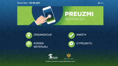CeMI created an application for the youth