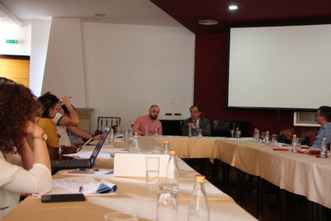 A three-day seminar for local NGOs held, on the judicial system in Montenegro