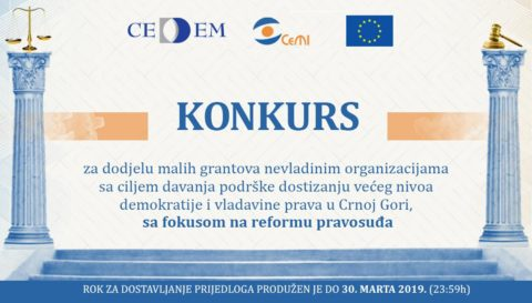 CeMI and CEDEM announce a call for small grants to CSOs