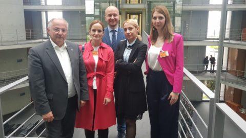 CeMI i IA delegacija predstavila novi policy brief predstavnicima državnih institucija Savezne Republike Njemačka