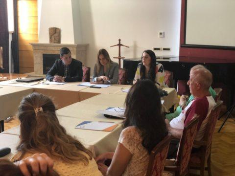 Održan trodnevni seminar o metodologiji praćenja suđenja za lokalne nevladine organizacije
